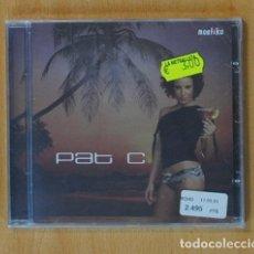 CDs de Música: PAT C - PAT C - CD. Lote 156608416