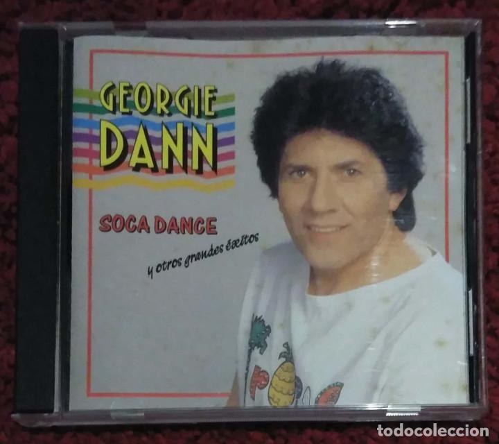 GEORGIE DANN (SOCA DANCE Y OTROS GRANDES EXITOS) CD 1992 (Música - CD's Latina)
