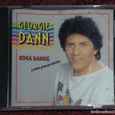 CDs de Música: GEORGIE DANN (SOCA DANCE Y OTROS GRANDES EXITOS) CD 1992. Lote 156610730