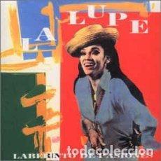 CDs de Música: LA LUPE - LABERINTO DE PASIONES (MANZANA, FML 64 LP, 1992). Lote 156617442