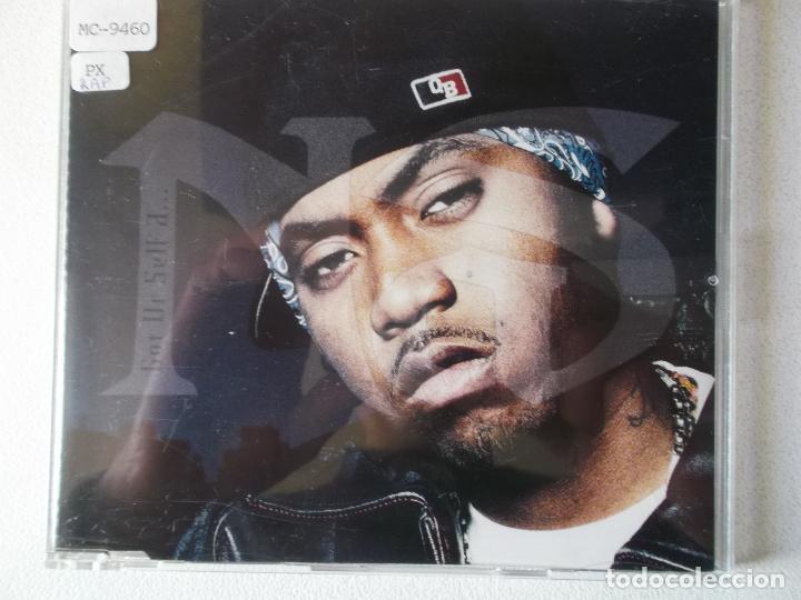 CDs de Música: Nas – Got Ur Self A Columbia – 672302 2 Formato: CD, Single, hip -hop promocional - Foto 5 - 156618226