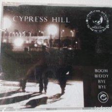 CDs de Música: CYPRESS HILL BOOM BIDDY BYE BYE CD SINGLE 1996. Lote 156619254