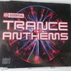 CDs de Música: TRANCE ANTHEMS, 2006, 10 TEMAS. Lote 156623922