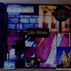 CDs de Música: LITO VITALE. DESDE CASA. 1998, ARGENTINA. CARCASA VG+. CD VG++.. Lote 156637242