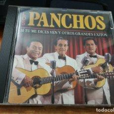 CDs de Música: LOS PANCHOS SI TU ME DICES VEN CD ALBUM DEL AÑO 1991 AUSTRIA CONTIENE 8 TEMAS. Lote 156641542