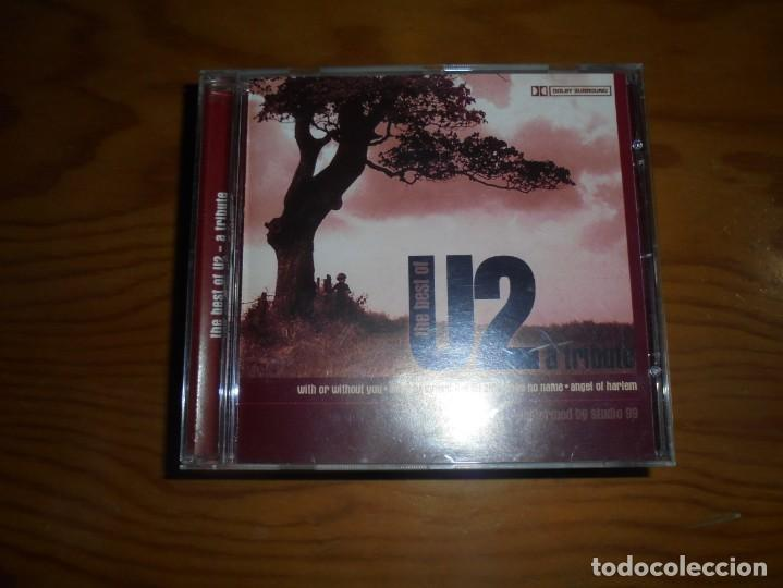 THE BEST OF U2. A TRIBUTE. CEDAR. CD. IMPECABLE (Música - CD's Latina)