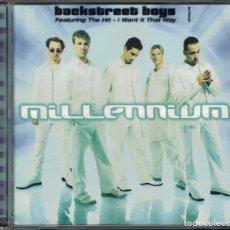 CDs de Música: MILLENIUM - BACKSTREET BOYS. Lote 156647974