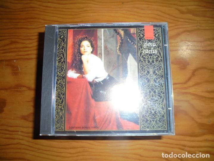 EXITOS DE GLORIA ESTEFAN. EPIC, 1991. CD . IMPECABLE. (Música - CD's Latina)