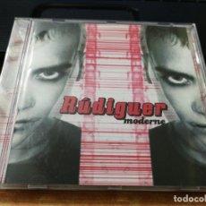 CDs de Música: RUDIGUER MODERNE CD ALBUM DEL AÑO 2005 CONTIENE 10 TEMAS CD MUY RARO MUY BUSCADO. Lote 156649966