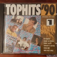 CDs de Música: TOP HITS 90 VOL. 1. CD. TECHNOTRONIC, KLF,BLACK BOX,.... Lote 156650676
