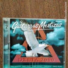 CDs de Música: 2 CD GUITARRAS MESTIZAS. Lote 156654874