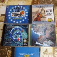 CDs de Música: LOTE DE 5 CD LEER DESCRIPCIÓN. . Lote 156662542