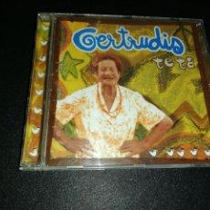 CDs de Música: GERTRUDIS, TETA. Lote 156658954