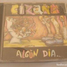 CDs de Música: CIZAÑA - ALGUN DIA - PRECINTADO. Lote 156681874