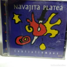CDs de Música: NAVAJITA PLATEA - CONTRATIEMPOS 1996. Lote 156696006