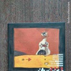 CDs de Música: CD PACO IBAÑEZ ALBERTI CELAYA DE OTERO HERNANDEZ GONGORA QUEVEDO. Lote 156715090