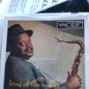 CDs de Música: BEN WEBSTER – KING OF THE TENORS. Lote 156718266