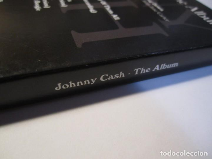 CDs de Música: doble cd johnny cash the album - Foto 4 - 156749766