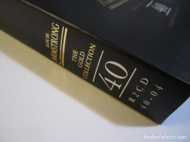 CDs de Música: doble cd louis armstrong the gold collection - Foto 2 - 229983680