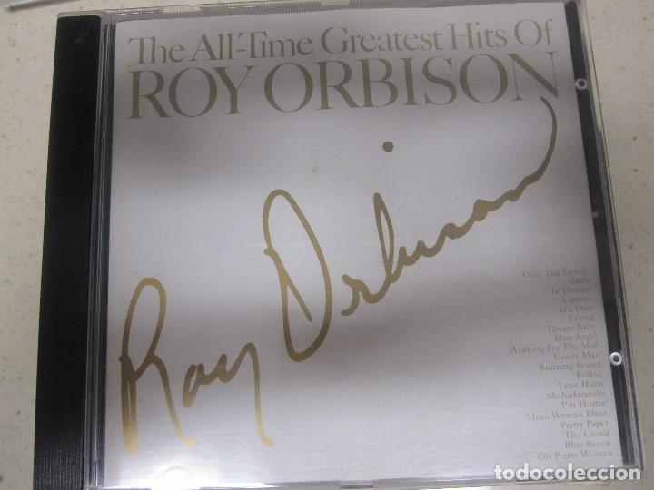 THE ALL-TIME GREATEST HITS OF ROY ORBISON (Música - CD's Country y Folk)