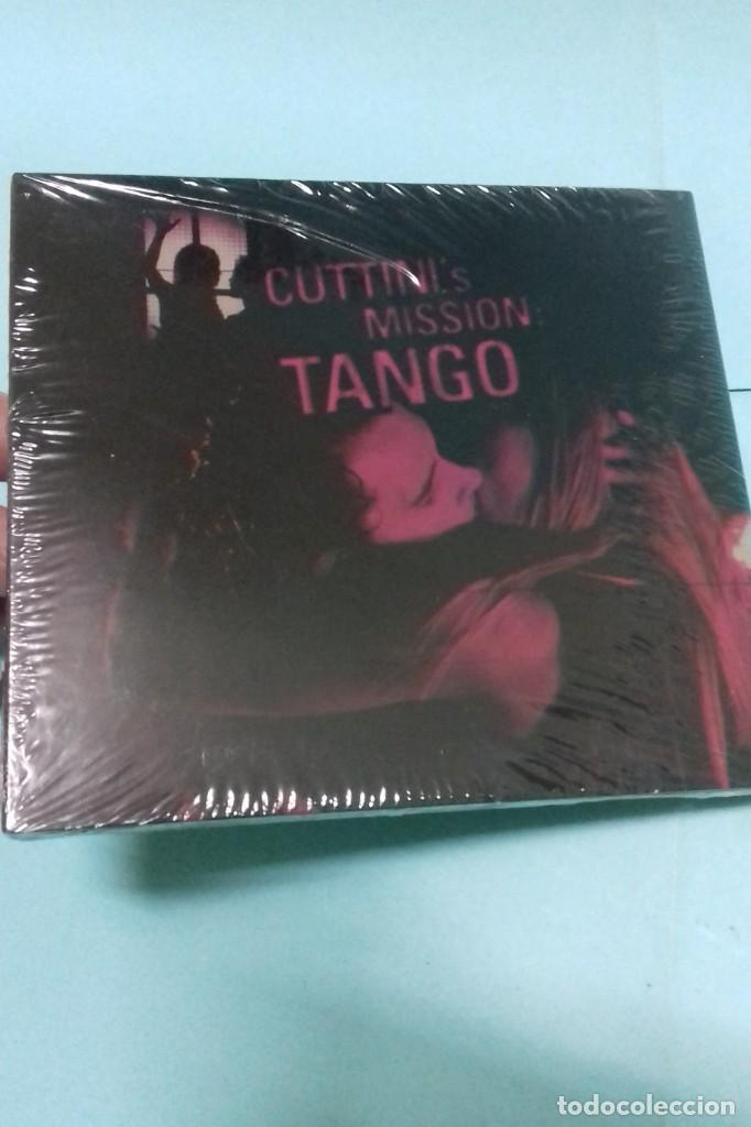 CD CUTTINI MISSION TANGO. PRECINTADO. (Música - CD's Latina)