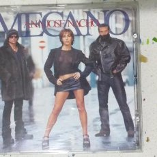 CDs de Música: MECANO-ANA,JOSE,NACHO (EN FRANCES)ANA TORROJA. Lote 156780830