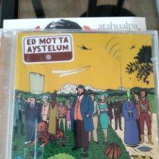 CDs de Música: ED MOTTA – AYSTELUM (PRECINTADO). Lote 156785246