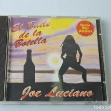 CDs de Música: JOE LUCIANO 'EL BAILE DE LA BOTELLA CD . Lote 156803942