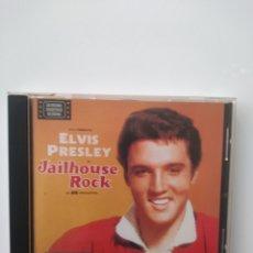 CDs de Música: ELVIS PRESLEY: JAILHOUSE ROCK. CD. Lote 156807741