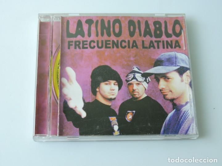 LATINO DIABLO / FRECUENCIA LATINA CD (Música - CD's Latina)