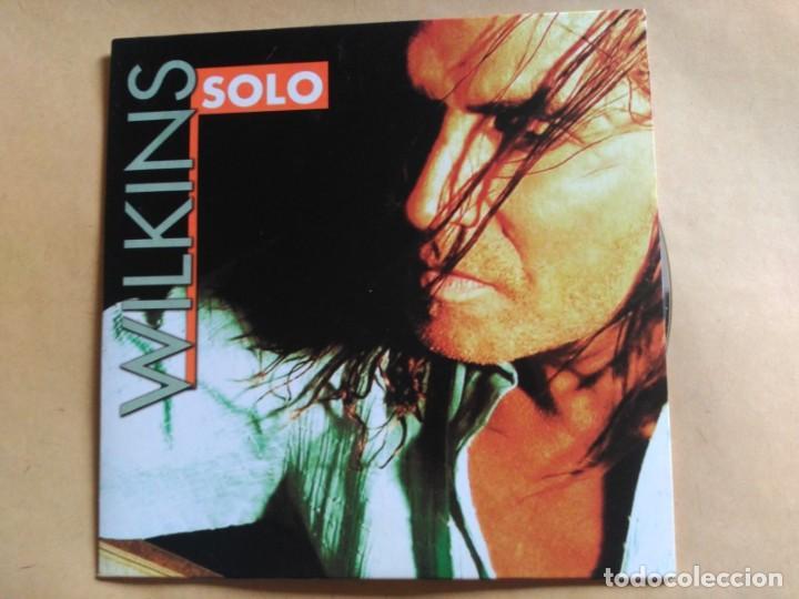 1 TRACK PROMO CD WILKINS - SOLO - SPAIN 2006 EX (Música - CD's Latina)