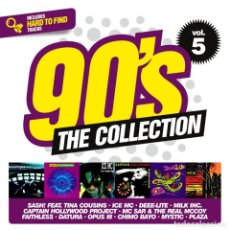CDs de Música: 90'S THE COLLECTION VOL.5-2CD. Lote 156813506