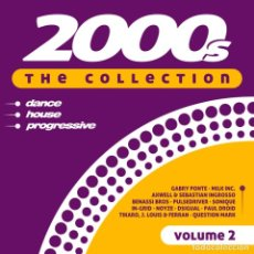 CDs de Música: 2000'S THE COLLECTION VOL.2-2CD. Lote 156813858
