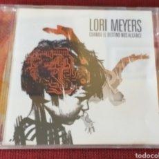 CDs de Música: LORI MEYERSCD CUANDO EL DESTINO NOS ALCANCE COMO NUEVO + 5 € ENVIO C.NACIONAL. Lote 156858185
