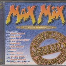 CDs de Música: MAX MIX DOBLE CD EL AUTÉNTICO MEGAMIX 1997. Lote 172102804