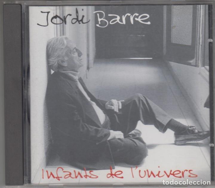 JORDI BARRE CD INFANTS DE L'UNIVERS 2000 (Música - CD's Otros Estilos)