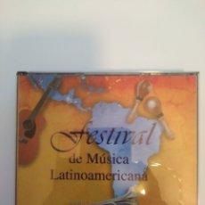 CDs de Música: FESTIVAL DE MUSICA LATINOAMERICANA.5 CDS.BOX.. Lote 156886809