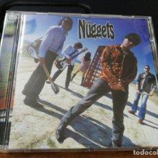 CDs de Música: LOS NUGGETS CD ALBUM ESPAÑA CONTIENE 11 TEMAS. Lote 156895326
