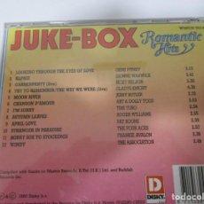 CDs de Música: CD JUKE-BOX ROMANTIC HITS 3. Lote 156898494