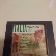 CDs de Música: ITALIA NUESTRA.3CDBOX.CAJA.. Lote 156900344