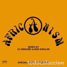 CDs de Música: AFRICANISM - AFRICANISM (2XCD, ALBUM, MIXED) LABEL:YELLOW PRODUCTIONS CAT#: AFRICA 01 CD . Lote 156908738