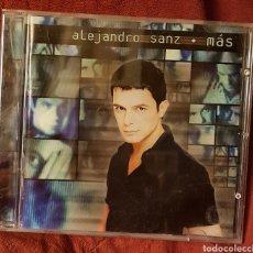 CDs de Música: DVD. MÁS. ALEJANDRO SANZ.. Lote 156912460