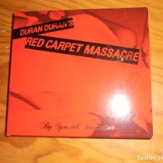 CDs de Musique: DURAN DURAN. RED CARPET MASSACRE. CD + DVD + LIBRETO + DESPLEGABLE. IMPECABLE (#). Lote 156969042