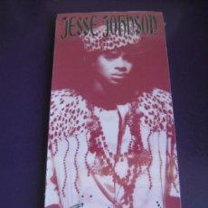 CDs de Música: JESSE JOHNSON - CD AM 1986 MADE IN USA - SHOCKADELICA - ELECTRO FUNK - DISCO - SOUL - PRINCE. Lote 218513868