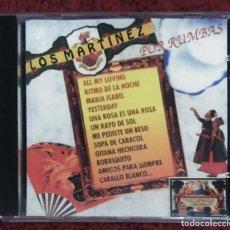 CDs de Música: LOS MARTINEZ (POR RUMBAS) CD 1995 . Lote 157002750