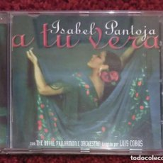 CDs de Música: ISABEL PANTOJA (A TU VERA) CD 1999. Lote 157003026
