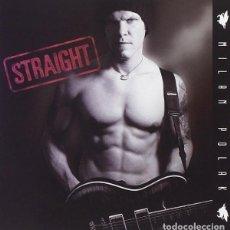 CDs de Música: MILAN POLAK – STRAIGHT . Lote 157005930