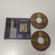 CDs de Música: 319- LO MEJOR DEL ROCK 26 TRACKS 2 CD ENVIO ECONOMICO . Lote 157006038