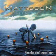 CDs de Música: MATTSSON – DREAM CHILD . Lote 157006242