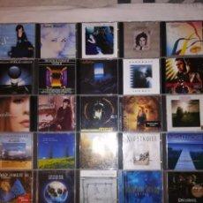 CDs de Música: LOTE DE 27 CDS ESTILO NEW AGE,VANGELIS,ENYA,NIGTHNOISE,CLANNAD,DEAD CAN DANCE.. Lote 157006306
